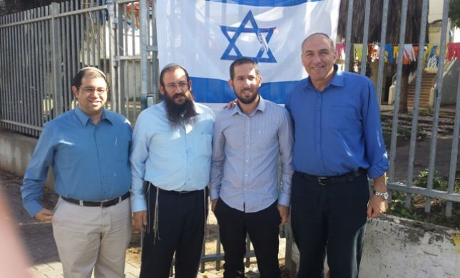 יוגב בלוד: יחד נחזק את אופייה היהודי של העיר