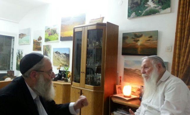 הרב דרוקמן לרב שטרן: אל תירא מהביקורת