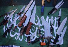 סוכלה הברחת זיקוקים ונשק קר למזרח ירושלים
