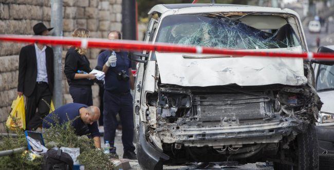 מת מפצעיו הנרצח השני בפיגוע הדריסה בירושלים
