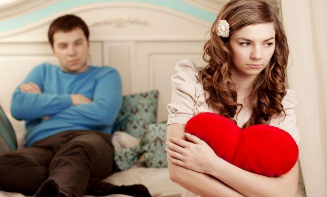 איך להתגבר על פאשלה בן הזוג?