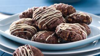 אוכלים, מתכונים חלביים ללא אפייה: מתכון לעוגיות שוקולד מנצחות