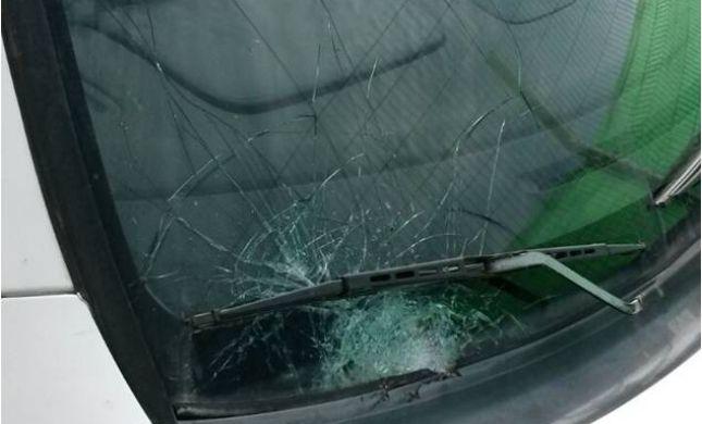 """סינג'יל: רכב פלסטיני ניסה לפגוע בכוחות צה""""ל"""