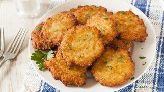 אוכלים, מתכוני פרווה חנוכה זה לאטקעס: מתכון ללביבות תפוחי אדמה