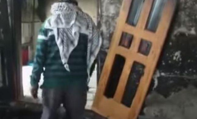 השריפה במסגד - לא תג מחיר