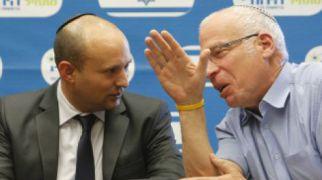 בחירות 2015, חדשות המגזר, חדשות קורה עכשיו במגזר סופית: נחתם הסכם האחדות בין בנט לאריאל