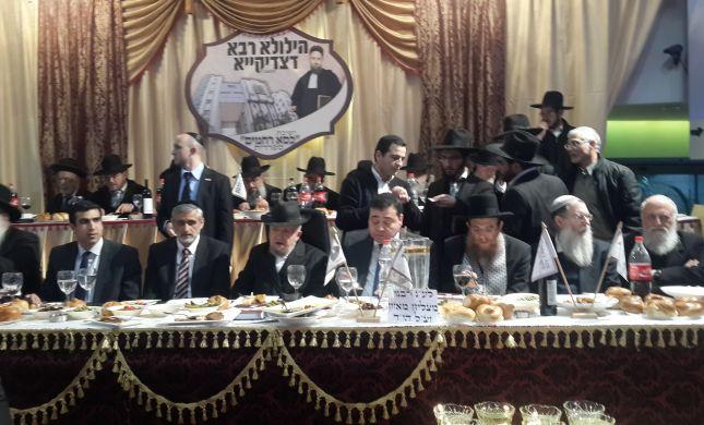 הרב יגאל קמינצקי הביע תמיכה במפלגת 'יחד'