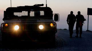 """חדשות, חדשות צבא ובטחון שני לוחמים נהרגו בפיגוע הנ""""ט בהר דוב"""