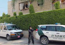 שוטרים ירו לעבר גנב רכב שניסה לדרוס אותם