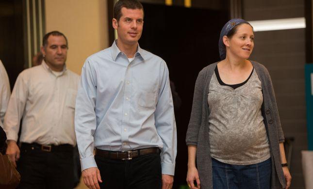 מהפריימריז לחדר הלידה: לרונן שובל נולדה בת