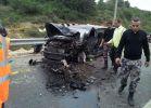 חדשות, חדשות בארץ שני ישראלים נהרגו בתאונה ליד קרני שומרון