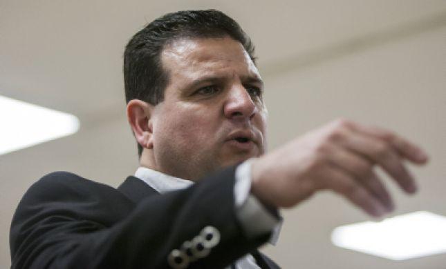 """יו""""ר המפלגה הערבית: """"אהיה יו""""ר האופוזיציה"""""""