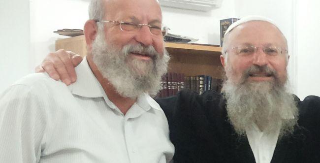 סופר הרב אליהו והרב וישליצקי: הבית היהודי חייב לעשות חישוב מסלול מחדש DG-22