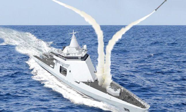 """החידוש של רפא""""ל: כיפת ברזל ימית להגנת כלי שייט"""