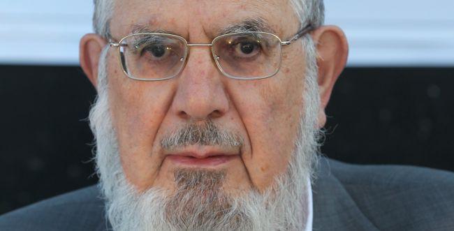 הרב רבינוביץ': לא חתמתי על מודעת התמיכה בבית היהודי