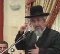"""בחירות 2015, חדשות חרדים חיזוק לש""""ס: הרב רצאבי הודיע על תמיכה במפלגה"""