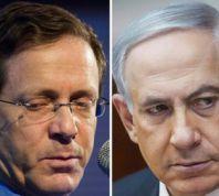 בחירות 2015, חדשות, חדשות פוליטי מדיני שוויון בין נתניהו להרצוג, הבית היהודי 11, יחד – 4