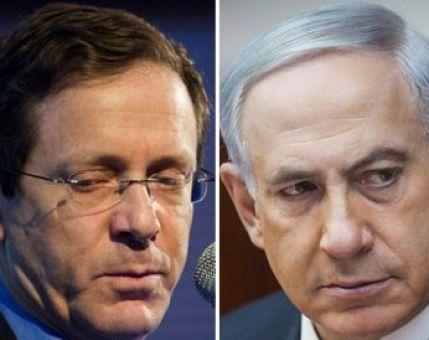 בחירות 2015, חדשות, חדשות פוליטי מדיני שוויון בין נתניהו להרצוג, הבית היהודי 11, יחד - 4