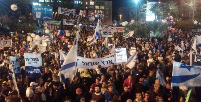 """""""לא פינינו ולא נפנה. הבית היהודי תהיה בממשלה"""""""