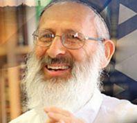 דעות על מרדכי היהודי , נאום נתניהו והרבי מסאטמר