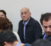 חדשות, חדשות בארץ 8 חודשי מאסר בפועל לאהוד אולמרט