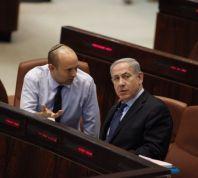 בחירות 2015, חדשות המגזר, חדשות קורה עכשיו במגזר בבית היהודי שוקלים לבטל את ההמלצה על נתניהו