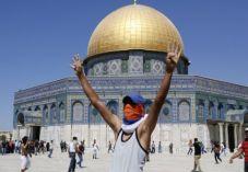 פסיקה תקדימית: ליהודים מותר להתפלל בהר הבית