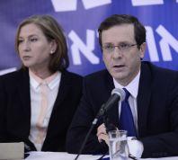 בחירות 2015, חדשות, חדשות פוליטי מדיני סקר ערוץ הכנסת: הרצוג פותח פער על הליכוד