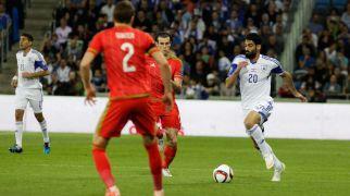 ספורט, תרבות נבחרת ישראל הפסידה 3:0 לנבחרת ווילס. צפו