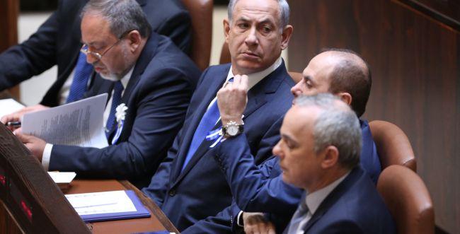 חברי הכנסת ה-20 נשבעו אמונים