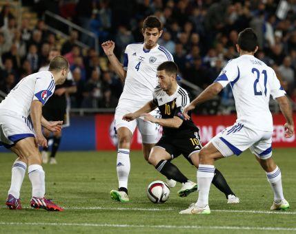 ספורט, תרבות שוב אכזבה: ישראל הפסידה 1:0 לבלגיה. צפו