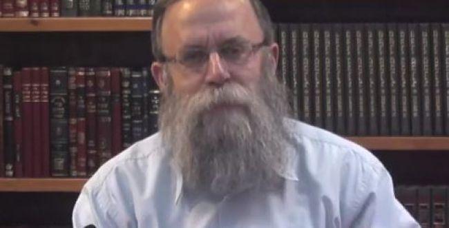 הרב יונה גודמן: אין בעיית רווקות מאוחרת