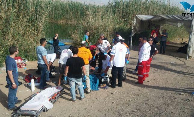 שני פלסטינים טבעו למוות במעיין בבקעה