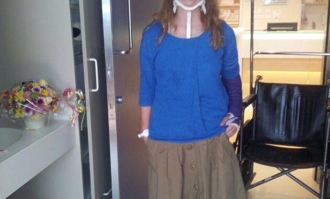 ברוך ה': שירה קליין השתחררה מבית החולים