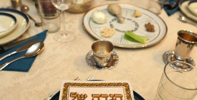 תזכורת: קיצור הלכות חג הפסח שחל בשבת