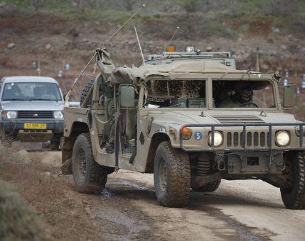 """חדשות, חדשות צבא ובטחון צה""""ל חיסל ארבעה מחבלים בגבול סוריה"""