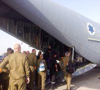 """חדשות, חדשות בעולם """"בוחנים אפשרות להצניח ציוד לישראלים בנפאל"""""""