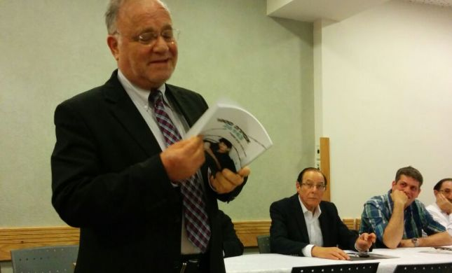 ראשי הסניפים של הבית היהודי זוכרים את השואה
