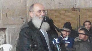חדשות המגזר, חדשות קורה עכשיו במגזר צפו: הרב שרקי בתפילה בכותל המערבי