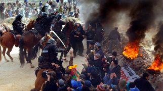 חדשות המגזר, חדשות קורה עכשיו במגזר תושבי עמונה מחדשים את המאבק על הישוב