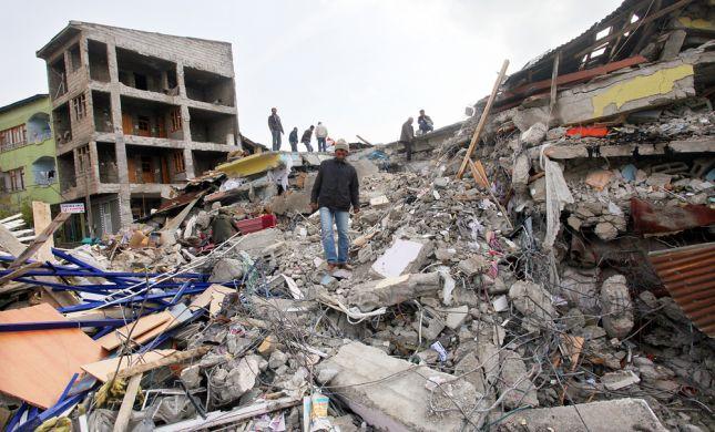די להתנצל: רעידות אדמה נגרמות בגלל חילול שבת