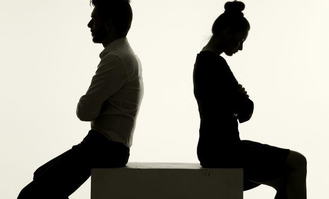 שינוי מגמה: ירידה של 2% במספר המתגרשים