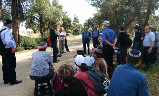 צאו לטייל: 3 מסלולים בעקבות יום ירושלים