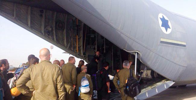 """צה""""ל מחזיר את משלחת החילוץ מנפאל"""