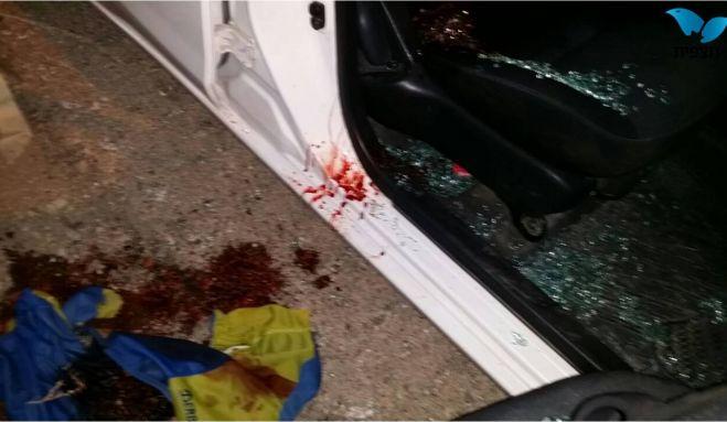 חדשות, חדשות צבא ובטחון ארבעה פצועים בפיגוע ירי בכביש אלון