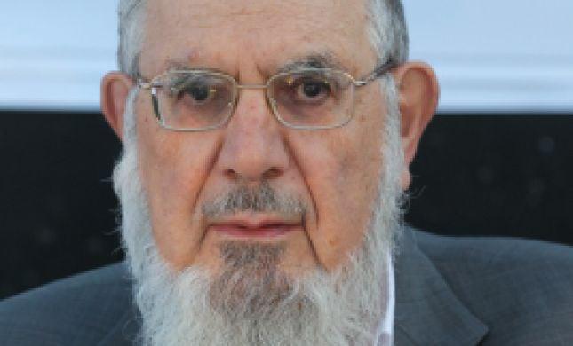 מה מבקש הרב נחום רבינוביץ' לתקן?