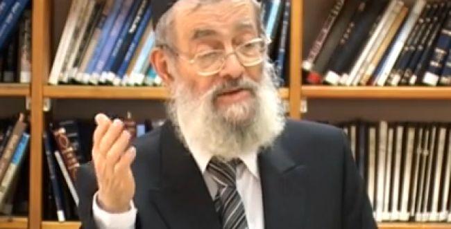 הרב צוריאל: בואו נעשה סדר בנושא הגיור