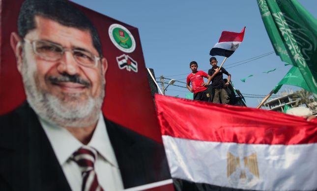 נשיא מצרים לשעבר מוחמד מורסי נידון למוות