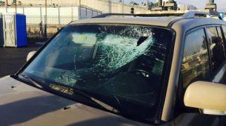 """חדשות, חדשות צבא ובטחון מח""""ט בנימין ירה למוות בפלסטיני שיידה אבנים לעבר רכבו"""