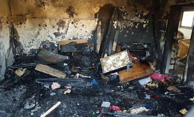 תינוק פלסטיני נספה בהצתת בית בכפר דומא